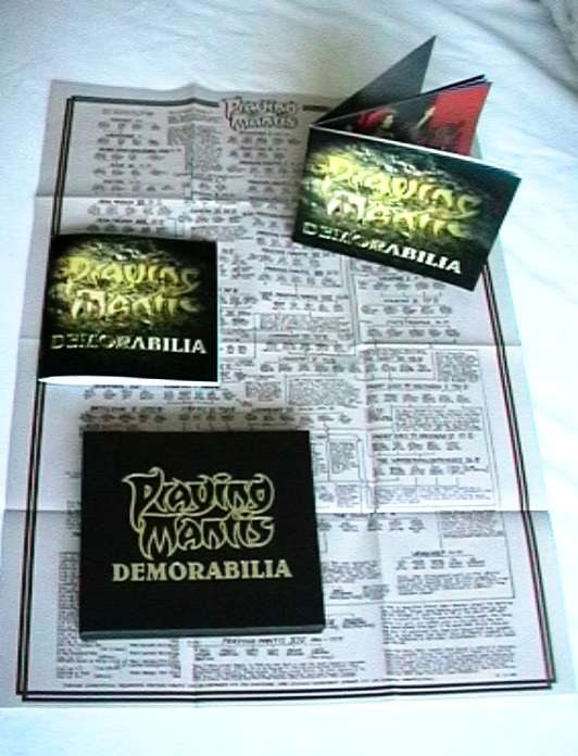 Demorabilia Package