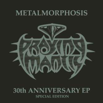 Praying Mantis - Metalmorphosis