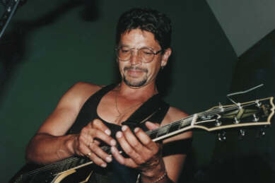 Steve Carroll in 1999